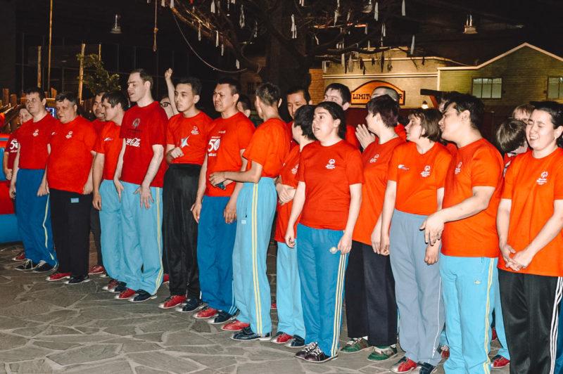 Городской турнир по боулингу в Алматы